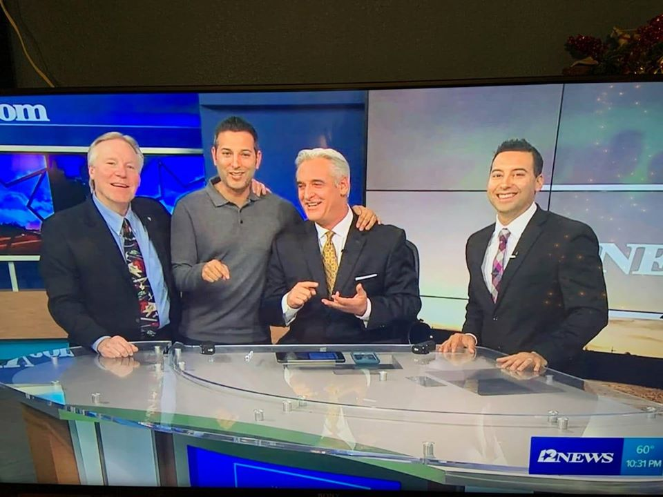 "Beloved Beaumont meteorologist resigns, ""can't be a part of"" biased news coverage"