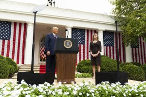 Amy Coney Barrett Vote Expected today