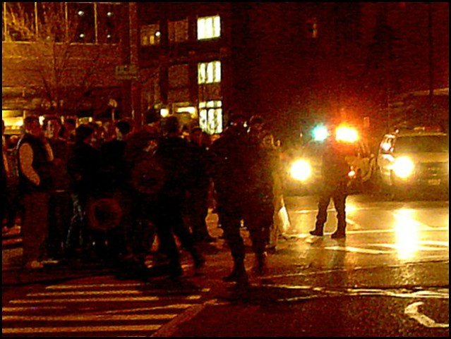 Biden blames Trump for BLM riots in Philly