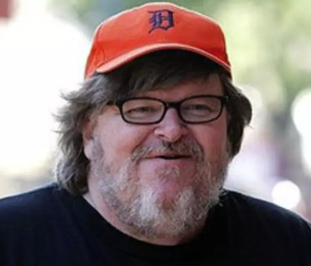 Even Democratic operative Michael Moore doesn't believe the polls