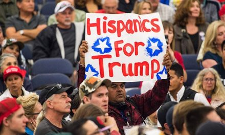 HISPANICS TURN TO THE CONSERVATIVE PARTY