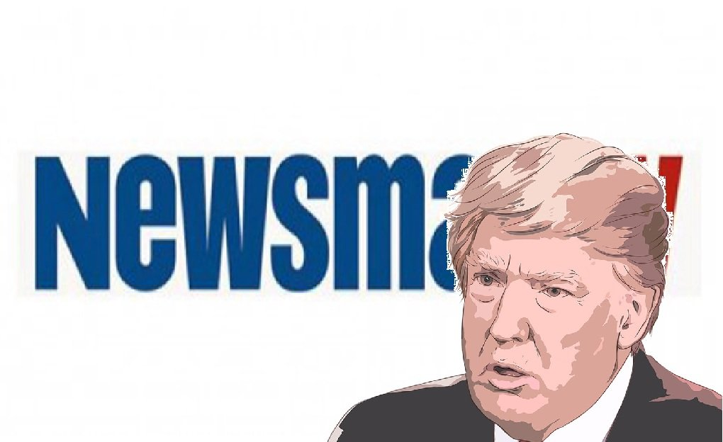 NEWSMAX EYES OVERTAKING FOX; TRUMP COULD HAVE WEEKLY SHOW
